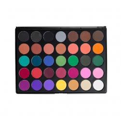 Paleta cieni Morphe Brushes - 35C - Multi-Color Matte Palette
