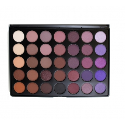Paleta cieni Morphe Brushes - 35P - 35 Color Plum Eyeshadow Palette