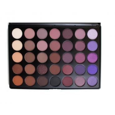 Paleta cieni Morphe Brushes - 35P - 35 Color Plum Eyeshadow Palette
