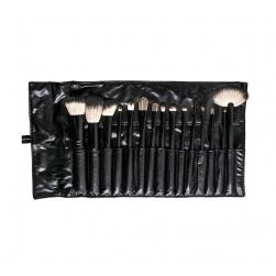 Zestaw pędzli Morphe Brushes - SET 687 - 15 Piece Deluxe Badger Set
