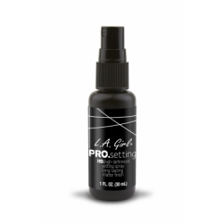 Fixer makijażu L.A. Girl USA - Pro Setting HD Matte Finish Spray
