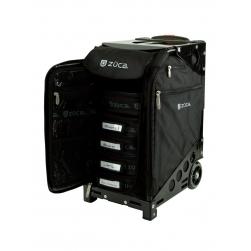 Kufer na kółkach ZÜCA Pro Artist - Black on Black Frame