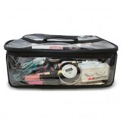 Przezroczysta torba Morphe Brushes - ZMB3 - Roomy Set Bag