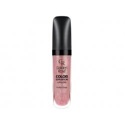 Błyszczyk do ust  Golden Rose - Color Sensation Lipgloss- 105