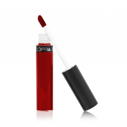 Matowa pomadka - Ofra - Long Lasting Liquid Lipstick -  Atlantic City