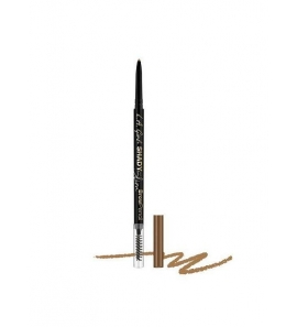 Kredka do brwi L.A. Girl - Shady Slim Brow Pencil -Taupe