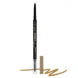 Kredka do brwi L.A. Girl - Shady Slim Brow Pencil -Blonde