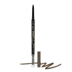 Kredka do brwi L.A. Girl - Shady Slim Brow Pencil -  Medium Brown