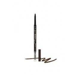 Kredka do brwi L.A. Girl - Shady Slim Brow Pencil -  Espresso