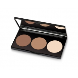 Zestaw do konturowania Cover FX Contour Kit - Light/Medium