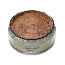 Sypki rozświetlacz Makeup Addiction - Light Reflecting Loose Powder - Bronzifield
