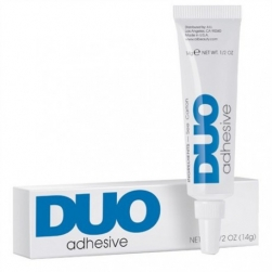 Klej do rzęs Ardell - Duo Lash Adhesive - Clear  14g