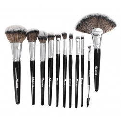 Zestaw pędzli Morphe Brushes - SET 504 - 11 Sculpt And Define Set