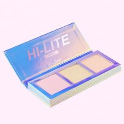 Paleta  rozświetlaczy - Lime Crime  HI-LITE - Opals