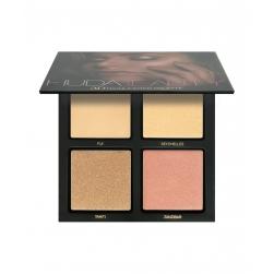 Paleta rozświetlaczy Huda Beauty -3D Highlight Palette -The Golden Sands Edition