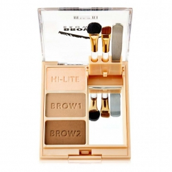Zestaw do brwi Milani Brow Fix Kit - Light