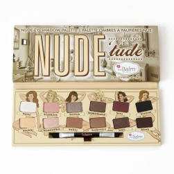 Paleta cieni do powiek The Balm Nude Tude