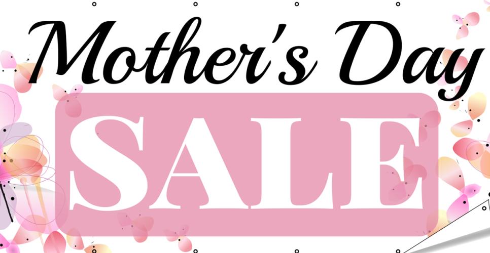 Promocja na kosmetyki do makijażu z okazji Dnia Matki!