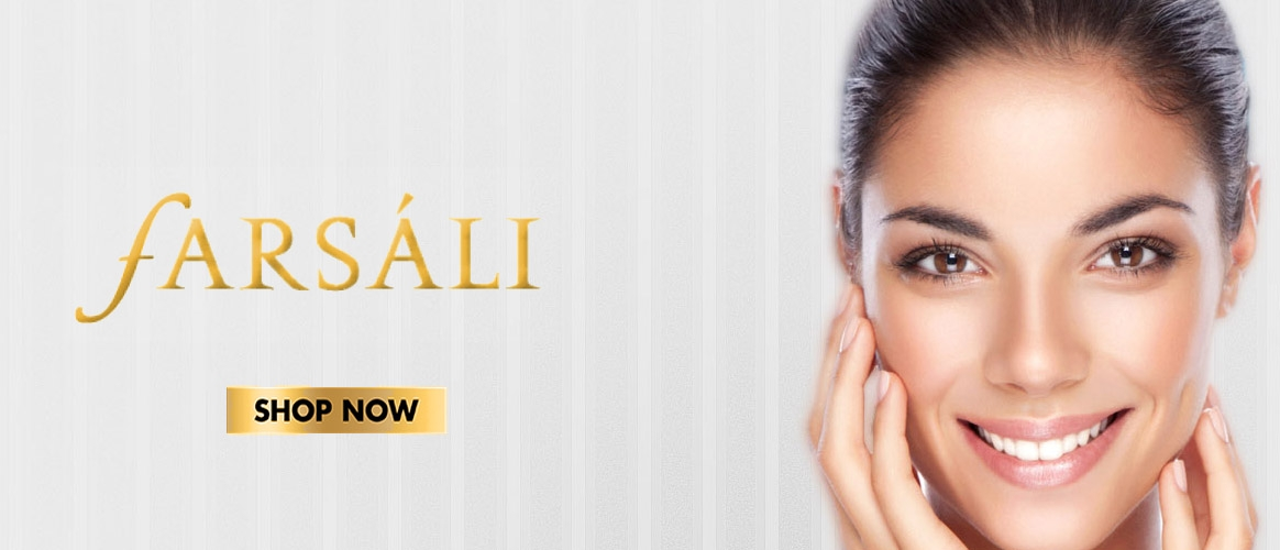 Farsali Beauty now in Poland! Officially in Glowstore.pl