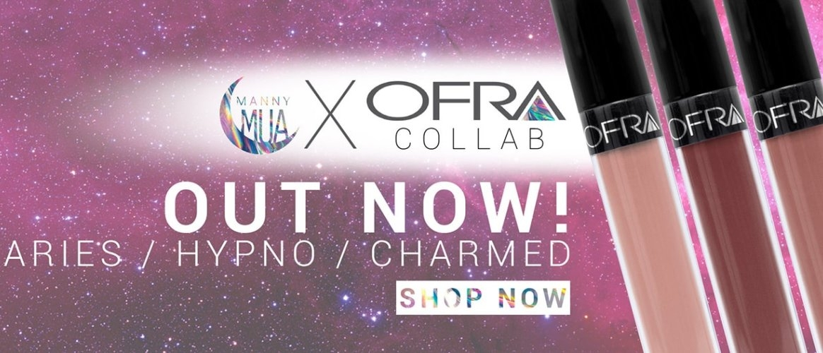Promocja na cały asortymrnt marki OFRA Cosmetics!