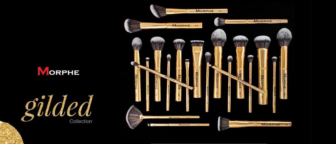 Limitowana kolekcja Morphe Brushes Gilded Collection tylko w Glowstore.pl