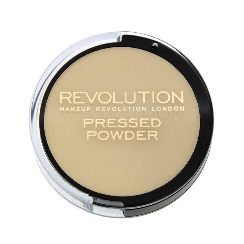 Puder prasowany makeup revolution porcelain soft pink for Soft revolution