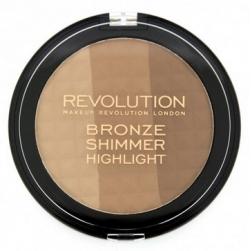 Bronzer  - Makeup Revolution - Summer of Love
