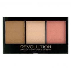 Revolution Ultra Brightening Contour Kit Ultra Fair C01