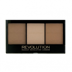 Makeup Revolution -I Heart Chocolate -  Bronze and Shimmer