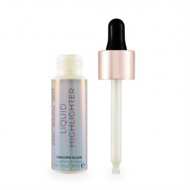 Rozświetlacz w płynie  - Makeup Revolution - Liquid Highlighter - Unicorn Elixir