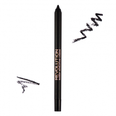 Tusz do rzęs  - Makeup Revolution - Amazing Volume Mascara Ultra Black