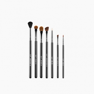 Zestaw pędzli - Sigma Beauty - Basic Eyes Kit
