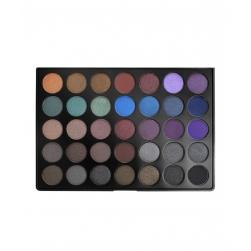 Paleta cieni Morphe Brushes - 35D - 35 Colour Dark  Smoky Eye Shadow Palette