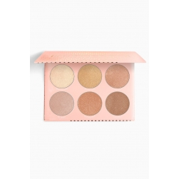 Paleta rozświetlaczy Colourpop - In-nude-endo Highlighter Palette