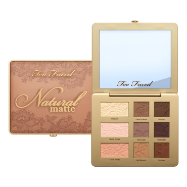 Paleta cieni - Too Faced - Natural Matte