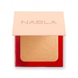 Rozświetlacz - NABLA - Pressed Highlighter - Savage