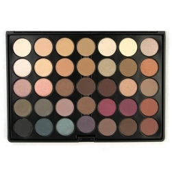 Crownbrush - 35 Colour Scandalous Eye Shadow Palette