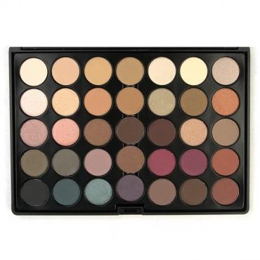 Paleta cieni - Crownbrush - 35 Colour Timeless Eye Shadow Palette