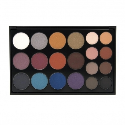 Crownbrush - Fuego Eyeshadow Palette