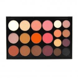 Paleta cieni - Crownbrush - Pro Eyeshadow - Bold Collection
