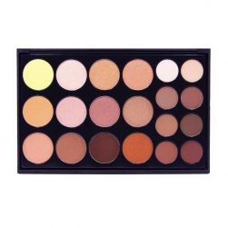 Paleta cieni - Crownbrush - Pro Eyeshadow - Neutral Collection