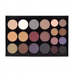 Paleta cieni - Crownbrush - Pro Eyeshadow - Paleta cieni - Crownbrush - Pro Eyeshadow - Smoke Collection