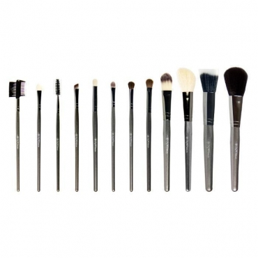 Zestaw pędzli - Crownbrush - Enchanted Rose - Full Face Brush Set