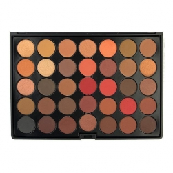 Crownbrush - 35 Colour Rose Gold Eye Shadow Palette