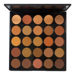 Paleta cieni Morphe Brushes - 25A - Copper Spice Eyeshadow Palette