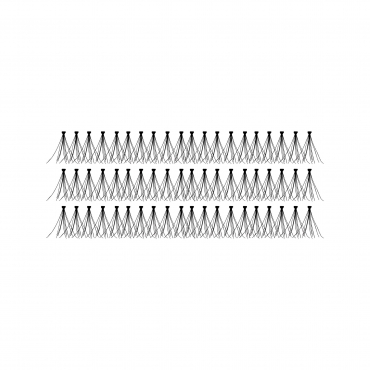 Kępki - Stilazzi - ChiChi Collection Lashes - Groupies Short