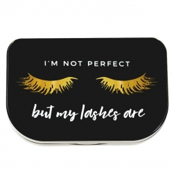 "Pudełeczko na rzęsy Lilly Lashes -""I Won't Cry for You"" Lash Storage Case"