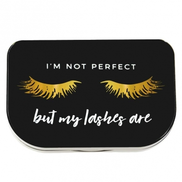 """Lilly Lashes -""""I Won't Cry for You"""" Lash Storage Case"""