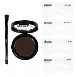 BPerfect Cosmetics - Semi-Permanent Brows - Brown