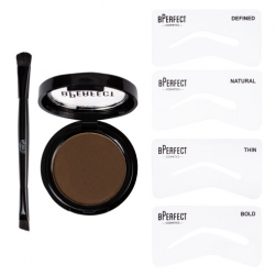 BPerfect Cosmetics - Semi-Permanent Brows - Charcoal